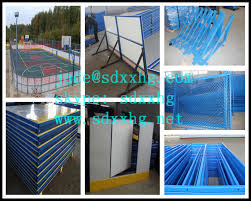 Backyard Ice Skating Rink Backyard Ice Hockey Rink Hdpe Basketball Rink Fence Hockey
