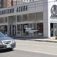 Acura Deler Downtown Acura Closed Car Dealers 183 Front E St