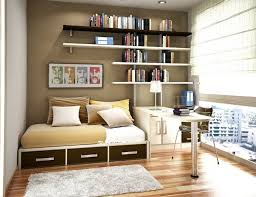 Modern Japanese Small Bedroom Design Furniture Teen Bedroom - Ideas for space saving in small bedroom