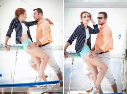 Nautical Theme Fashion - sailing with models nautical shoot simple elegance by laura