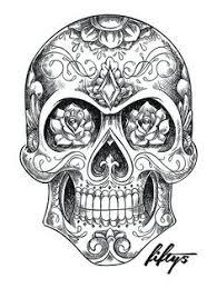 skulls designs buscar con tattoos sugar skulls