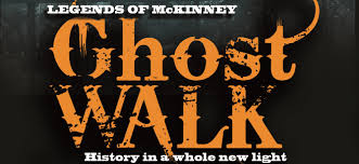 ghost walk tours and paranormal class events