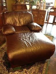 leather chaise lounge sofa indoor oversized chaise lounge kensington reclining chaise