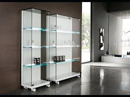 large display cabinet with glass doors display case lighting ideas cabinet modern fixtures kitchen wardrobe