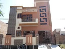 Wall Design Outside House