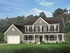 plan 4122wm country home plan with marvelous porches country