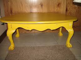 alluring yellow coffee tables for interior home paint color ideas