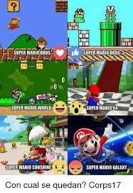 Super Mario Memes - super mario bros ie super mario brosc3ss super mario world super