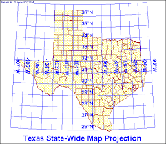map using coordinates map projection overview