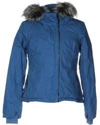 Bench Padded Jacket Bench Profitability Jacket In Blue Lyst