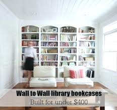 Sauder Harbor Bookcase Library Wall Bookcase Wall To Wall Bookcases Plans From Sauder