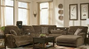 Modern Sectional Sofa With Chaise Living Room Couch With Chaise And Recliner Sectional Sofas Photo