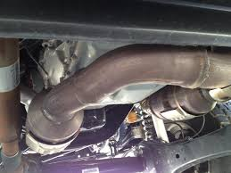 Ford Diesel Truck Exhaust Systems - ford super duty how to replace catalytic converter diesel
