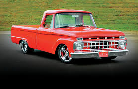 Fixing Up Old Ford Truck - 1965 ford f 100 ol u0027 red rod network