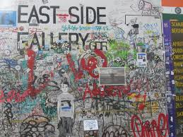 the berlin wall in pictures vandalism on the berlin wall although it seems to add to the beauty in a way