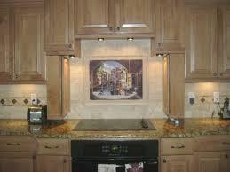 kitchen ceramic tile backsplash kitchen design backsplash tile mural archway to venice item