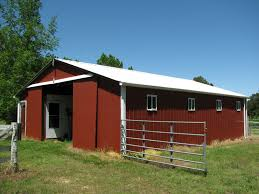 Barn House For Sale Horse Farm For Sale In Tn 2 Homes Barn Fencing Pond U2013 United