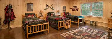 Log Home Bedrooms Log Homes Canadian Log Homes
