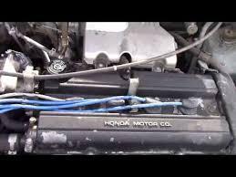 honda crv no start honda cr v 2000 engine crank but won t start