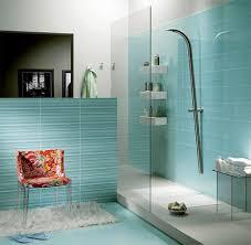 Blue Glass Tile Bathroom - decoration extraordinary decorating ideas using blue glass tile