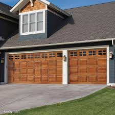 how much do wood garage doors cost 10 things to know before buying a garage door family handyman