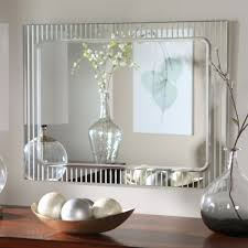 Bathroom Wall Mirror Ideas Creative Bathroom Wall Mirror Design Both In Modern Or Classical