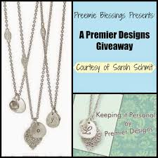 necklace charm designs images Preemie blessings a premier designs giveaway keep it personal jpg