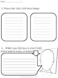 here is a great cognitive behavioural therapy activity i know you