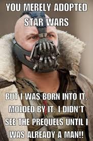 Bane Meme - bane star wars meme miscellaneous pinterest star wars meme