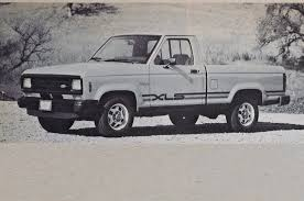 Ford Ranger Truck Names - feature flashback 1983 ford ranger motor trend