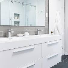 vanité chambre de bain tout pour la salle de bains bain toilette et bidet rona