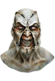 latex masks halloween amazon com jeepers creepers mask toys u0026 games