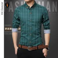 best men grid dress shirt to buy buy new men grid dress shirt