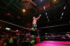 Backyard Wrestling Promotions From Backyard To Center Stage Arts U0026 Culture The Pacific