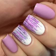 cute summery nail design i like the index finger design and the