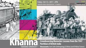 crowdsourcing memories lessons from the 1947 partition of british crowdsourcing memories lessons from the 1947 partition of british india