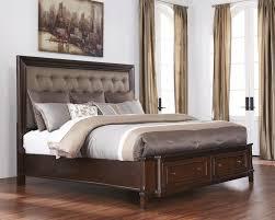 Gaylon Bedroom Set Ashley Furniture Ashley Shay Bedroom Set Black Poster Bed Frame With Under Bed