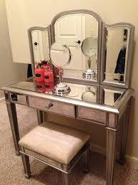 Vanity With Mirror For Sale Tips Modern Mirrored Makeup Vanity For The Beauty Room Ideas