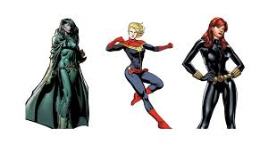 Marvel Female Halloween Costumes Marvel Universe Live Female Characters Popsugar Tech