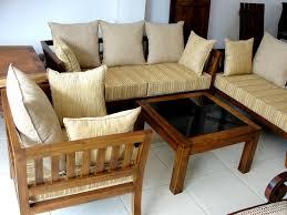 Wooden Sofa Furniture Design Of Wooden Sofa Mesmerizing Wooden Sofa Set Design Cute