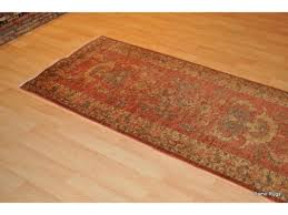 Best Rug Pad For Laminate Floors Fine Quality Muted Color Handmade Runner Eleven Foot Persian