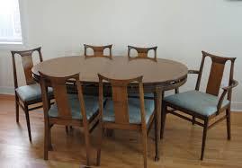 bassett dining room set dining chair horrifying dining room furniture mid century modern