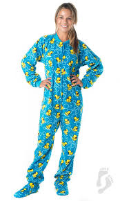 splish splash blue footed pajamas pajamas one