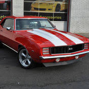 1969 camaro restomod for sale 1969 camaro coupe resto mod 502 big block custom interior