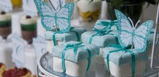 butterfly centerpieces ideas for a butterfly quinceañera party