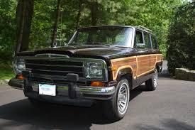 jeep wagoneer interior 1988 jeep grand wagoneer by wagonmasters hunting ridge motors