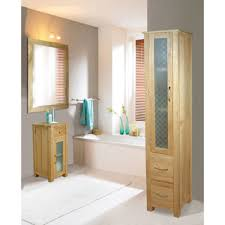 Range Bathroom Furniture by Mobel Oak Closed Bathroom Unit Tall Wooden Furniture Store
