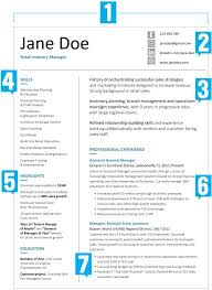 Resume Bucket What Your Resume Should Look Like In 2017 Magazines Life Hacks