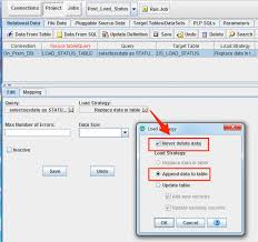 Delete Data From Table Bics Data Sync U2013 Running Post Load Procedures Against A Schema