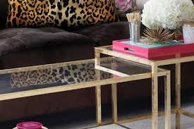 Pink Coffee Table Ikea Coffee Table Gets A Marble And Gold Makeover Apartment Therapy
